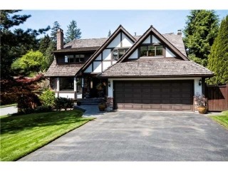 Main Photo: 5441 CLIFFRIDGE AV in North Vancouver: Canyon Heights NV House for sale : MLS® # V1063759