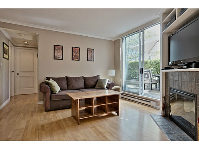 Photo 4: # 211 500 W 10TH AV in Vancouver: Fairview VW Condo for sale (Vancouver West)  : MLS® # V1082824