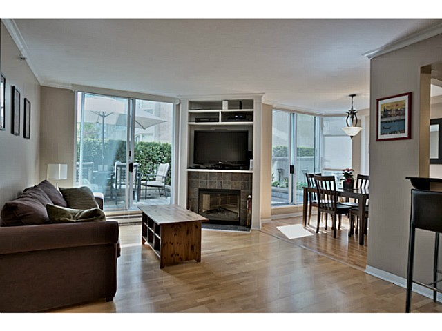 Photo 2: # 211 500 W 10TH AV in Vancouver: Fairview VW Condo for sale (Vancouver West)  : MLS® # V1082824