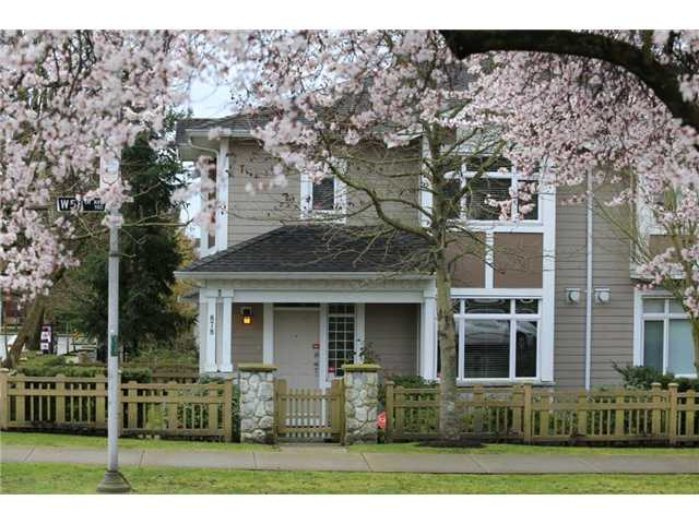 Photo 1: 878 W 58TH AV in Vancouver: South Cambie Condo for sale (Vancouver West)  : MLS® # V1108624