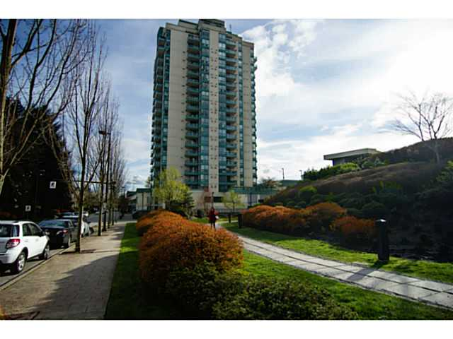 Main Photo: # 1205 1148 HEFFLEY CR in Coquitlam: North Coquitlam Condo for sale : MLS®# V1112915