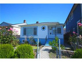 Main Photo: 3470 Knight Street in Vancouver: Knight House for sale (Vancouver East)  : MLS® # V908043