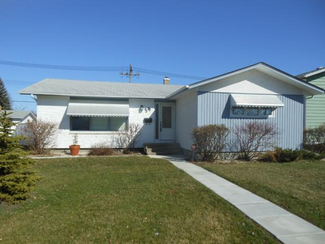 Main Photo: 59 Belcourt Bay in WINNIPEG: Westwood / Crestview Residential for sale (West Winnipeg)  : MLS®# 1206885