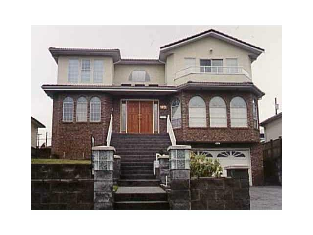 Main Photo: 5821 SUMAS Street in Burnaby: Parkcrest House for sale (Burnaby North)  : MLS® # V944582