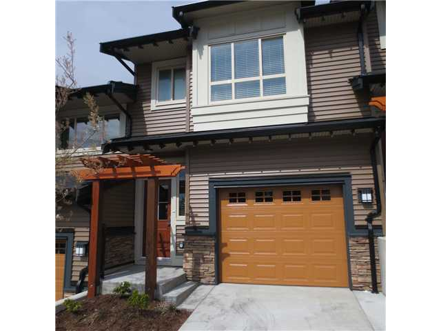 "Main Photo: 2 23986 104TH Avenue in Maple Ridge: Albion Townhouse for sale in ""SPENCER BROOK"" : MLS® # V999583"