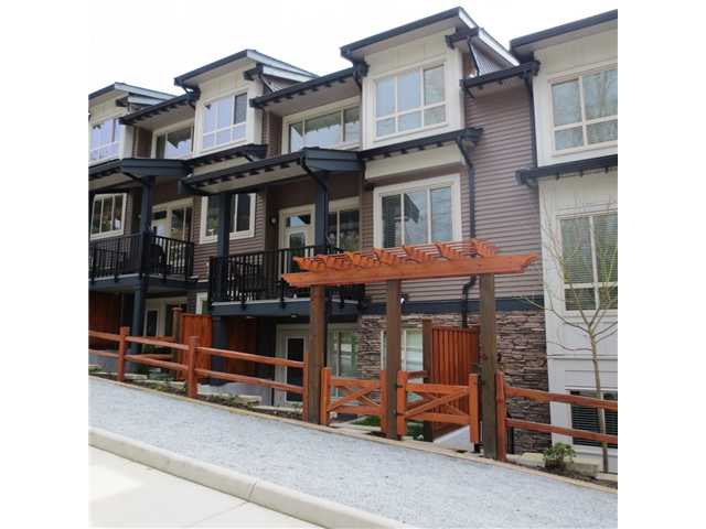 "Photo 7: 2 23986 104TH Avenue in Maple Ridge: Albion Townhouse for sale in ""SPENCER BROOK"" : MLS® # V999583"