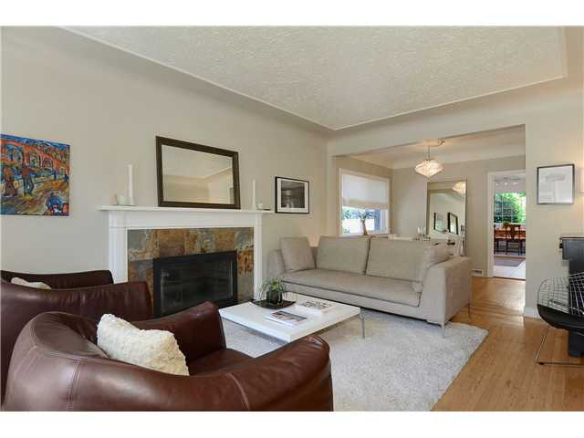 Photo 4: 4647 W 15TH AV in Vancouver: Point Grey House for sale (Vancouver West)  : MLS(r) # V1055319