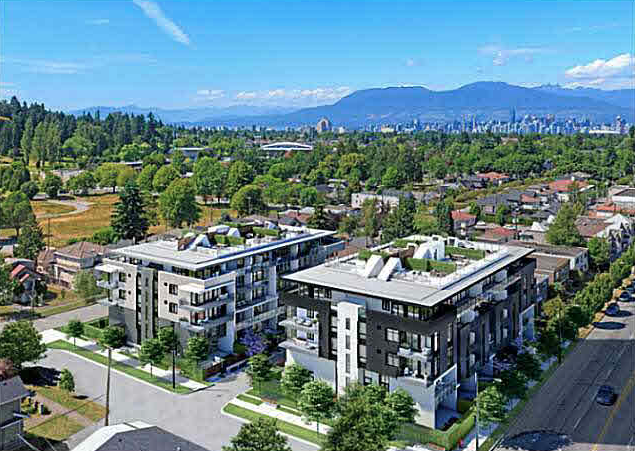 Main Photo: TH2 5080 Quebec Street in Vancouver: Main Townhouse for sale (Vancouver East)  : MLS® # V1142947