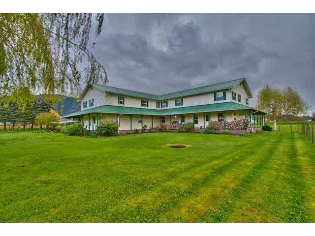 Main Photo: 6285 BEHARRELL RD in Abbotsford: Matsqui House for sale : MLS® # F1435284