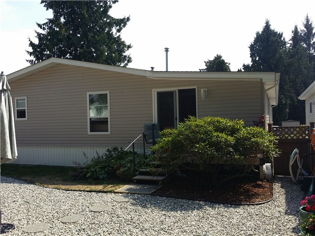 Photo 2: # 34 5575 MASON RD in Sechelt: Sechelt District Manufactured Home for sale (Sunshine Coast)  : MLS(r) # V1139069