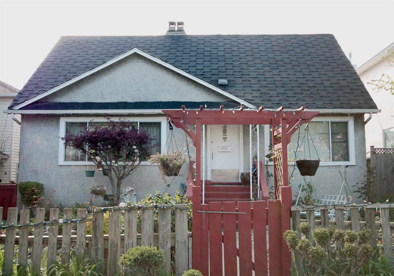 Main Photo: 8375 FRENCH STREET in Vancouver: Marpole House for sale (Vancouver West)  : MLS® # R2053944