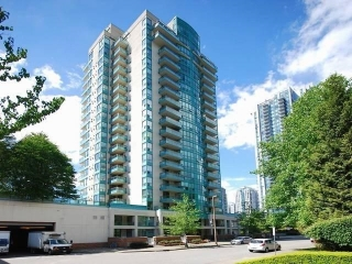 Main Photo: 1206 1148 HEFFLEY CRESCENT in Coquitlam: North Coquitlam Condo for sale : MLS(r) # R2115660
