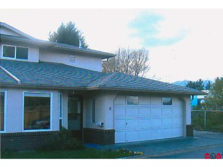 Main Photo: # 8 46191 CESSNA DR in Chilliwack: House for sale : MLS(r) # H11
