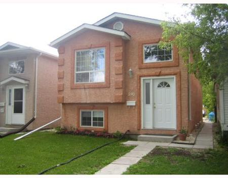 Main Photo: 590 BANNERMAN AVE.: Residential for sale (North End)  : MLS® # 2913220