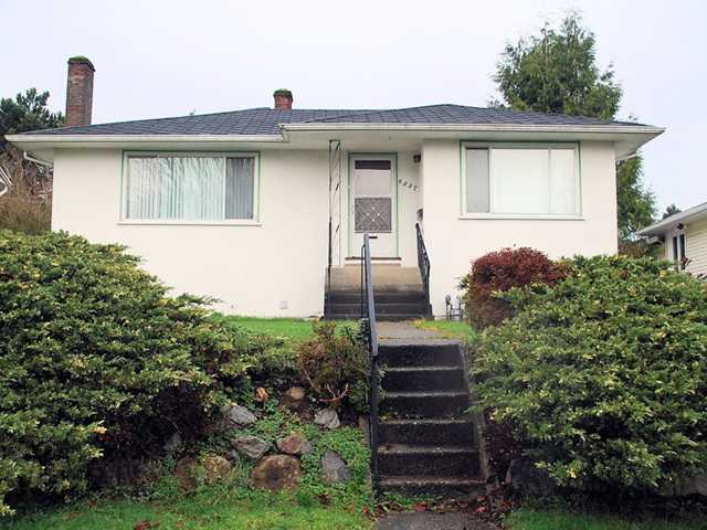 Main Photo: 6537 PORTLAND Street in Burnaby: South Slope House for sale (Burnaby South)  : MLS® # V986285