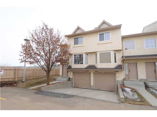 Main Photo: 5 3645 145 Avenue in EDMONTON: Zone 35 Townhouse for sale (Edmonton)  : MLS(r) # E3334333