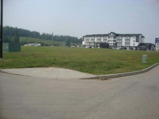Main Photo: 4720 49 Ave. in Whitecourt: Land (Commercial) for sale : MLS® # 44172