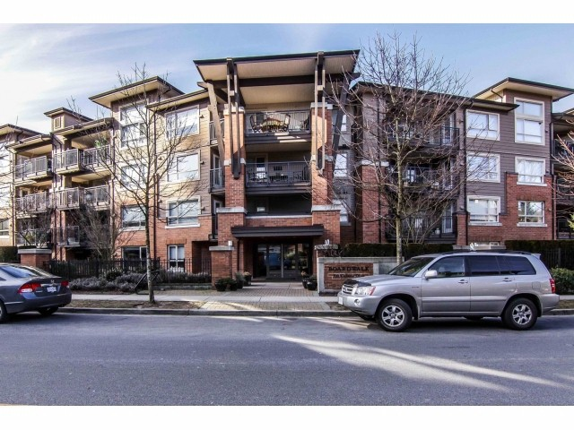 Main Photo: # 315 700 KLAHANIE DR in Port Moody: Port Moody Centre Condo for sale : MLS® # V1047259
