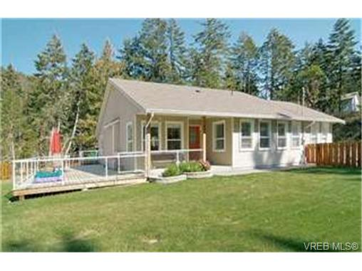 Main Photo: 689 Seedtree Road in SOOKE: Sk East Sooke Single Family Detached for sale (Sooke)  : MLS®# 235618