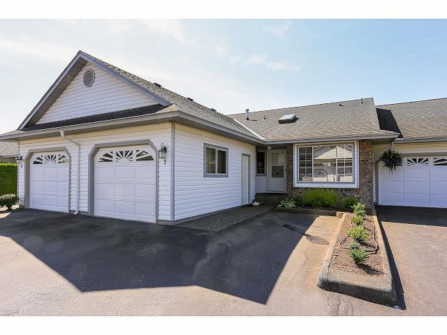 Main Photo: 7 33922 King Road in : Poplar Townhouse for sale (Abbotsford)  : MLS®# F1419776