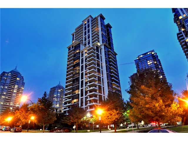 Main Photo: # 901 2088 MADISON AV in Burnaby: Brentwood Park Condo for sale (Burnaby North)  : MLS®# V1090118