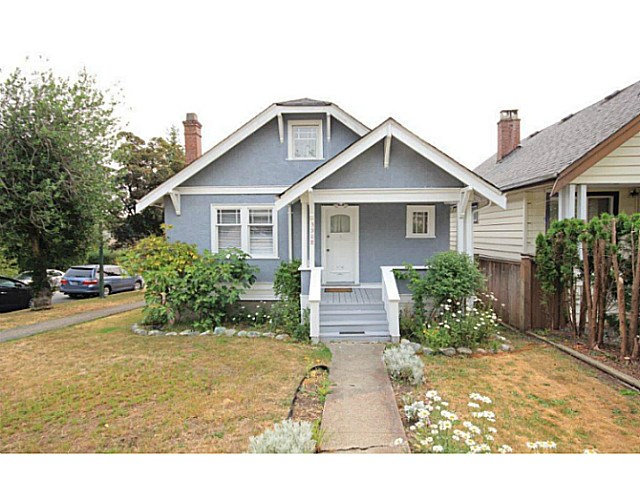 Main Photo: 3908 DUNBAR ST in Vancouver: Dunbar House for sale (Vancouver West)  : MLS® # V1133216