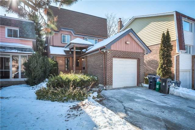 Main Photo: 76 Loganberry Cres in Toronto: Hillcrest Village Freehold for sale (Toronto C15)  : MLS(r) # C3710592