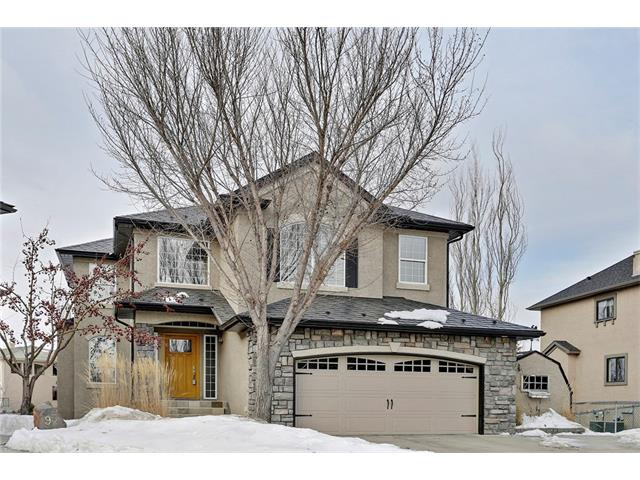 Main Photo: 99 EVERGREEN HT SW in Calgary: Evergreen House for sale : MLS® # C4096415