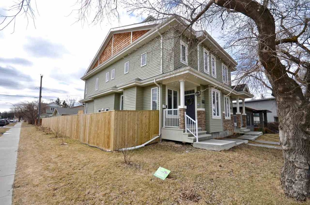 Main Photo:  in Edmonton: Bonnie Doon House Half Duplex for sale