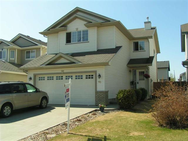 Main Photo: 45 Spruce Grouse CR in Spruce Grove: House for sale : MLS®# E4105729