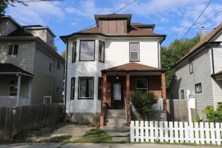 Main Photo: 451 Alfred Avenue in Winnipeg: Single Family Detached for sale (4A)  : MLS®# 1824844