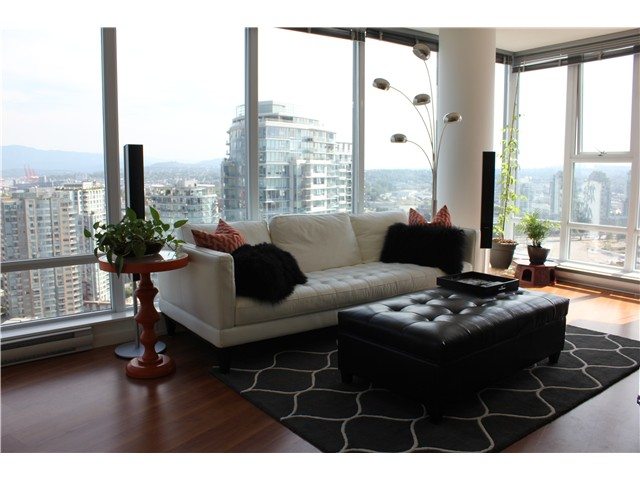 "Main Photo: 2908 602 CITADEL PARADE in Vancouver: Downtown VW Condo for sale in ""SPECTRUM 4"" (Vancouver West)  : MLS(r) # V968477"