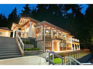 Main Photo: 58 BONNYMUIR Place in West Vancouver: Glenmore House for sale : MLS(r) # V988227