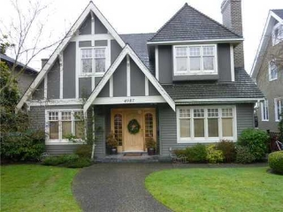 Main Photo: 4987 MARGUERITE Street in Vancouver West: Quilchena Home for sale ()  : MLS® # V865841