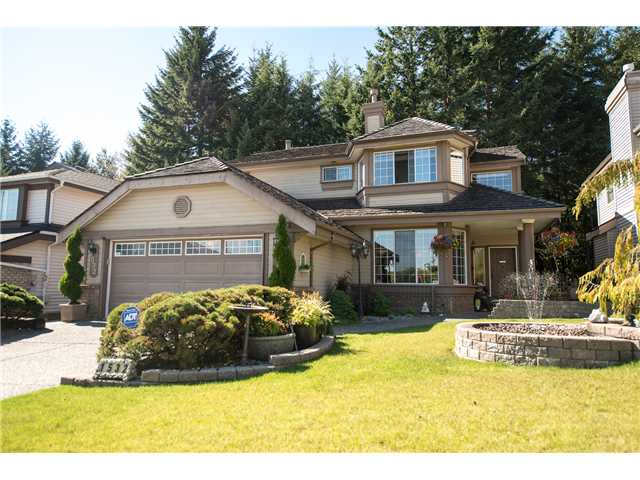 Main Photo: 1532 TANGLEWOOD Lane in Coquitlam: Westwood Plateau House for sale : MLS® # V993546