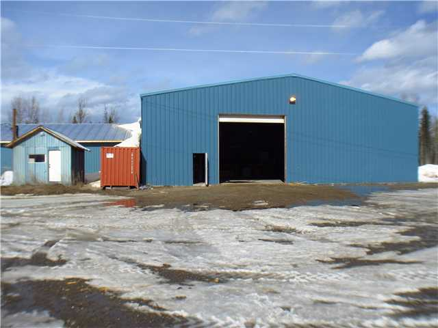 Main Photo: 4068 MCLEAN Road in QUESNEL: Quesnel - Rural North Commercial for sale (Quesnel (Zone 28))  : MLS®# N4506037