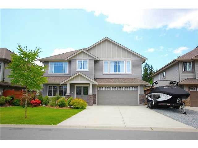 Main Photo: 8555 THORPE ST in Mission: Mission BC House for sale : MLS® # F1323075
