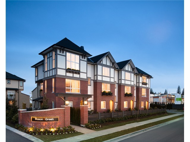 Main Photo: 56 7848 209 in Langley: Willoughby Heights Townhouse for sale : MLS® # F1416634