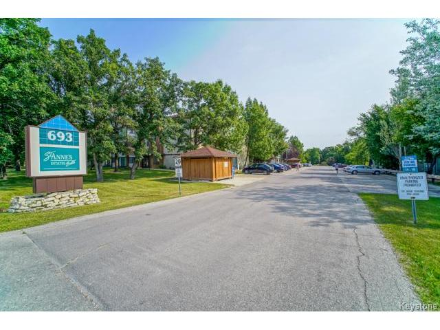 Rarely Available Top Floor Condo - Welcome to #306 693 St Anne's