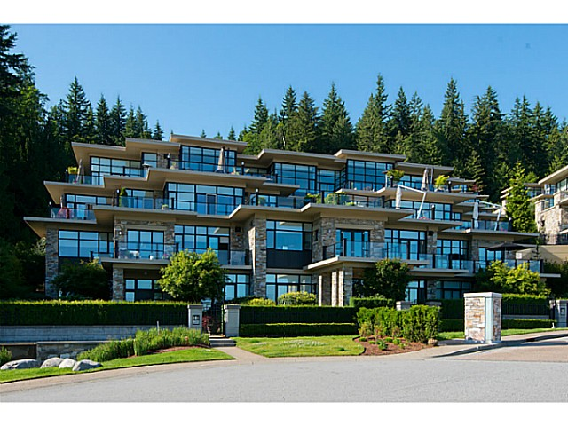 Main Photo: # 301 2285 TWIN CREEK PL in West Vancouver: Whitby Estates Condo for sale : MLS® # V1080040