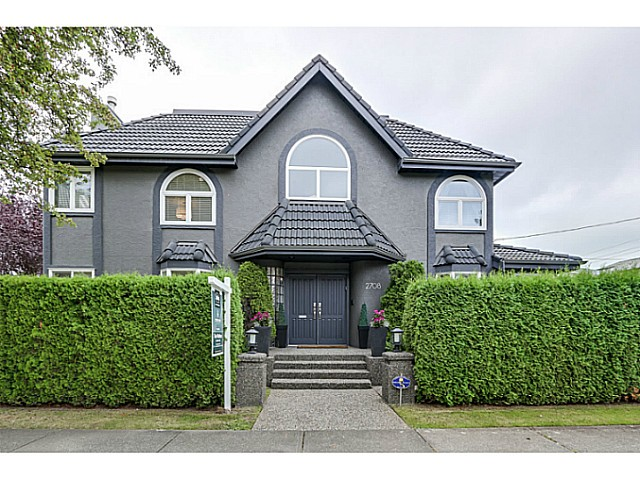 Main Photo: 2708 W 19 Avenue in Vancouver: Arbutus House  (Vancouver West)  : MLS® # V1084587