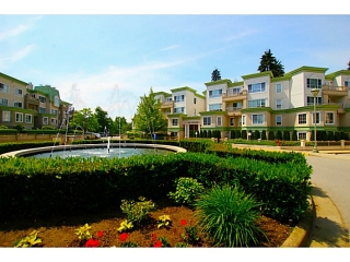 Main Photo: # 418 2960 PRINCESS CR in Coquitlam: Canyon Springs Condo for sale : MLS® # V1067744