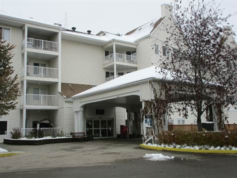 Main Photo: 235 78 McKenney Avenue in St. Albert: Mission Condo for rent