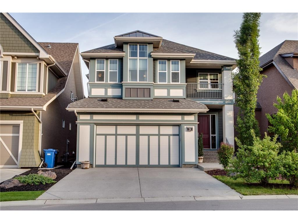 Main Photo: 9 Mahongany Manor SE in Calgary: Mahogany Detached for sale : MLS® # C4068965