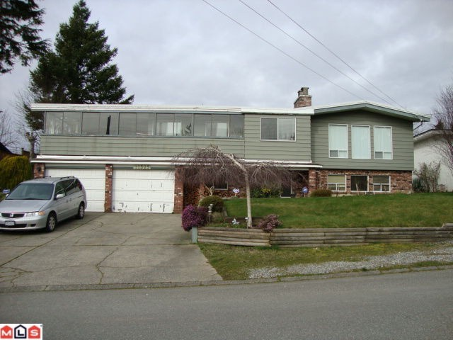 "Main Photo: 31525 MONTE VISTA in Abbotsford: Abbotsford West House for sale in ""SUNNYSIDE"" : MLS(r) # F1206841"