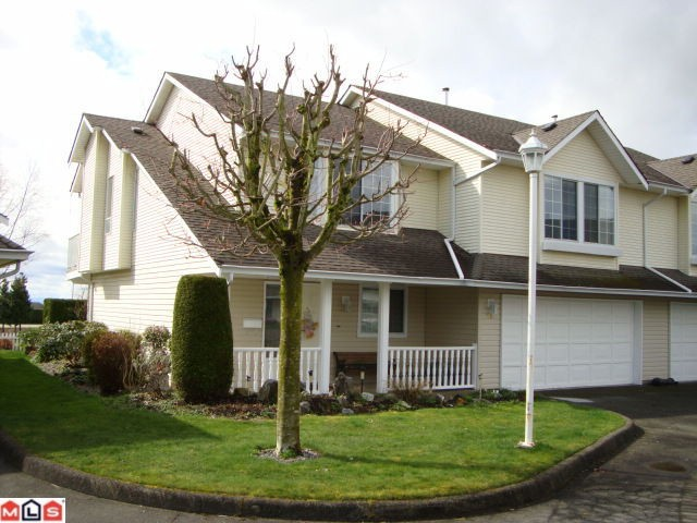 Main Photo: 50 31255 UPPER MACLURE Road in Abbotsford: Abbotsford West Townhouse for sale : MLS® # F1208249