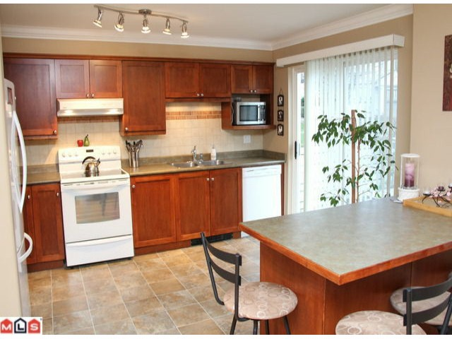 "Main Photo: 59 8890 WALNUT GROVE Drive in Langley: Walnut Grove Townhouse for sale in ""HIGHLAND RIDGE"" : MLS®# F1210007"