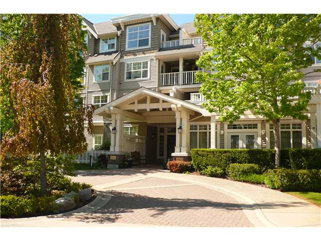 "Main Photo: 414 960 LYNN VALLEY Road in North Vancouver: Lynn Valley Condo for sale in ""BALMORAL HOUSE"" : MLS® # V1006025"