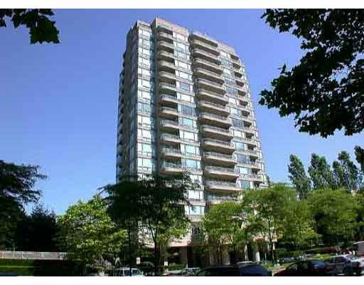 "Main Photo: 607 9633 MANCHESTER DR in Burnaby: Cariboo Condo for sale in ""STRATHMORE TOWERS"" (Burnaby North)  : MLS® # V535811"