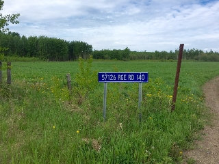 Main Photo: 57126 Range Road 140: Rural Land/Vacant Lot for sale (Edson Rural)  : MLS(r) # 41660